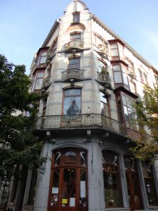 Art Nouveau à St Gilles - Bruxelles