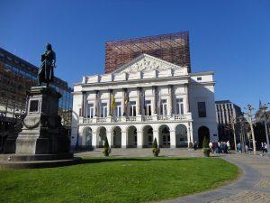Liège opéra royal et Grétry
