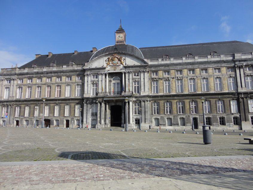 Liège - Palais des Princes Evêques