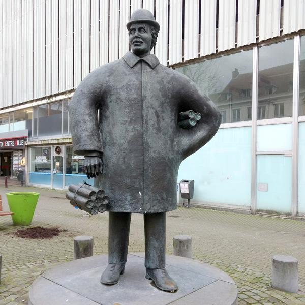 Stadtführung Verviers